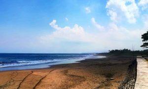 Objek wisata pantai Kedungu Tabanan