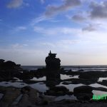 Objek wisata pantai Melasti Tabanan