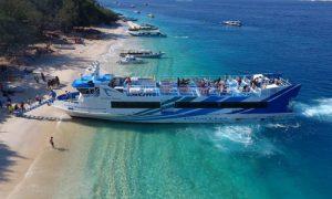 Patagonia Xpress fast boat