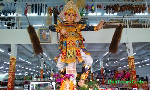 Pusat oleh-oleh Bali Cening Bagus