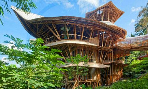 Rumah Bambu - Green Village Bali