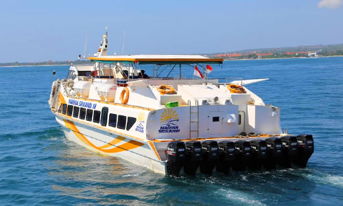 Speed boat Marina Srikandi