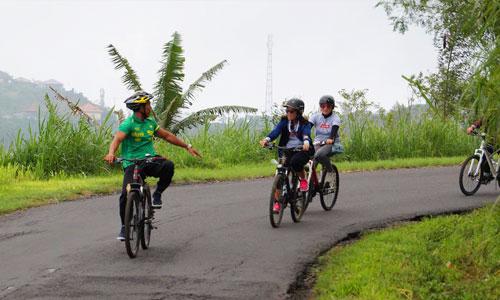 Cycling tour oleh Bagus Agrowisata Pelaga