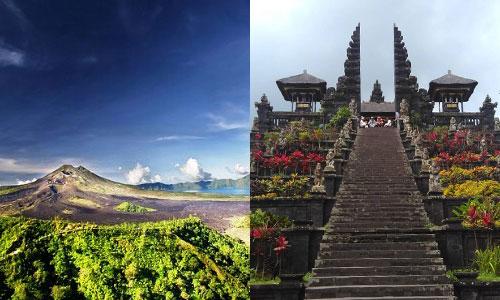 Paket Kintamani - Besakih Tour di Bali