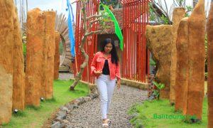 Stone Garden dan Animal Park di Bangli