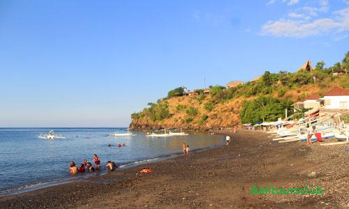 Tempat snorkeling di Amed