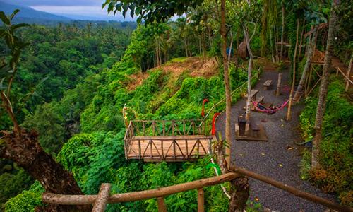 Objek wisata Kubu Abian Bagus