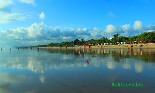Pantai Pasir populer di Bali