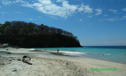 Pantai - Virgin Beach di Bugbug Karangasem