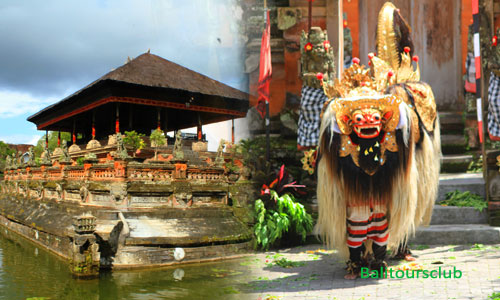 Tempat atau objek wisata budaya di Bali