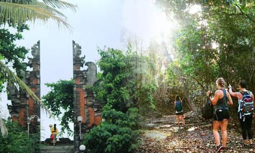 Tour ke Bali Barat - Jembrana