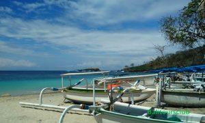 Virgin Beach di Karangasem Bali