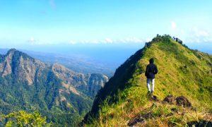 Bukit Mende di Subaya Kintamani