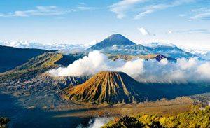 Gunung Bromo destinasi wisata terpopuler di Indonesia