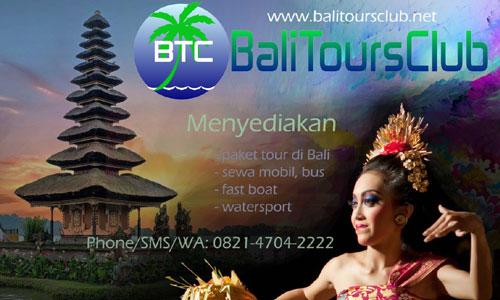 Panduan wisata di Bali
