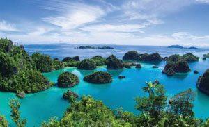Raja Ampat destinasi wisata terpopuler di Indonesia