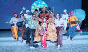 Wisata Budaya Kampung Langit Bali