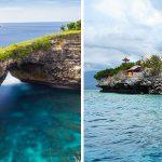 8 Pulau Kecil Bagian dari pulau Bali