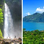 Air Terjun Nungnung – Kintamani Tour