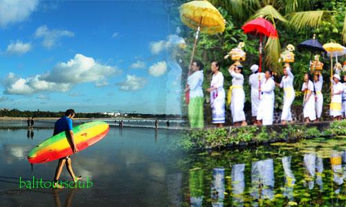 Daya tarik pulau Bali