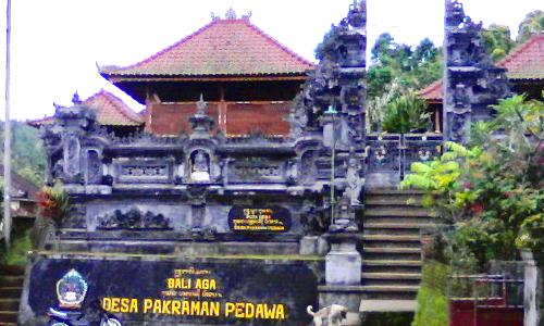 Desa Bali Aga di Buleleng