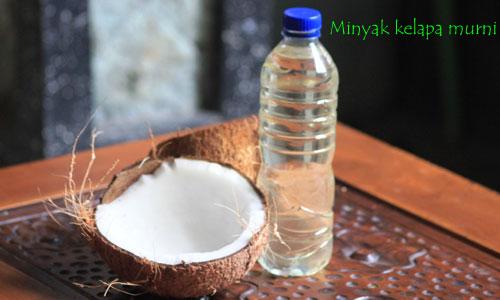 Lengis tandusan Asli - Minyak kelapa Murni