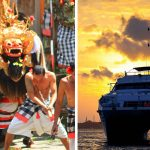 Paket Tour Ubud – Sunset Dinner Cruise bersama Bounty