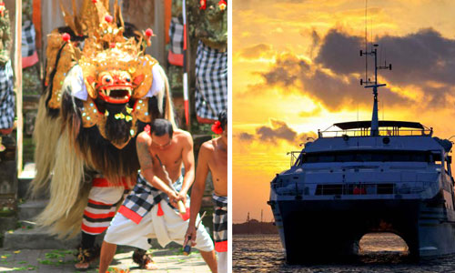 Paket Tour Ubud - Sunset Dinner Cruise
