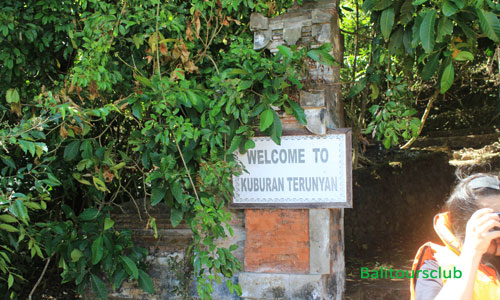Pantangan atau larangan serta tips berkunjung ke Trunyan