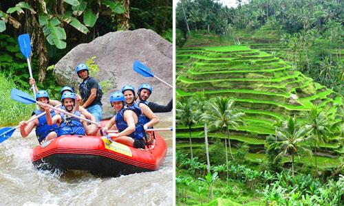Wisata di Ubud Bali dan sekitarnya