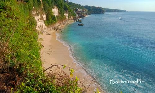 Pantai Cemongkak - Tanah Anarki Pecatu