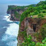 Karang Boma Cliff di Uluwatu