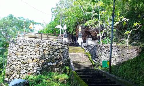 Pura Goa Gong Jimbaran Bali