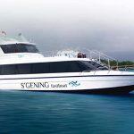 S'Gening Fast Boat ke Nusa Penida