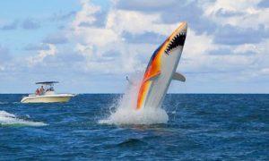 Watersport Seabreacher di Serangan Bali