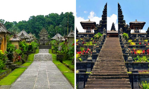 Paket Private Tour Di Bali Ke Desa Penglipuran Besakih