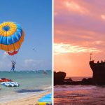 Paket Watersport Tanah Lot Tour