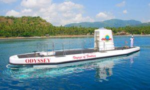 Tips dan fakta menarik wisata Odyssey Submarine Bali