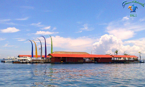 Green Island Bali di pulau Serangan