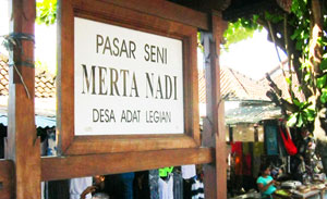 Pasar seni Legian