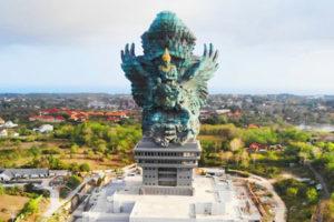Patung Garuda Wisnu Kencana (GWK)