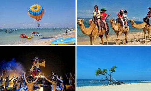 Tempat wisata di Nusa Dua Bali