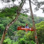 Basangbe Adventure Park di Tabanan Bali