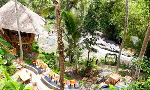 D'tukad River Club Bali di Blahbatuh Gianyar