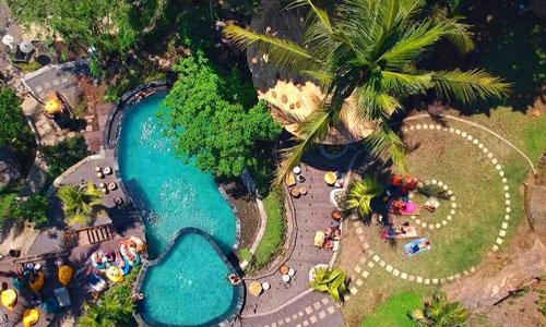 D'tukad River Club Bali di Blangsinga