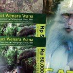 Harga Tiket Masuk Monkey Forest Ubud Terbaru
