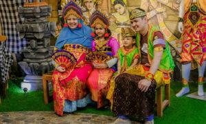 Wisata Budaya Bali Kampung Langit