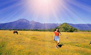 Objek wisata Savana Tianyar di Bali Timur