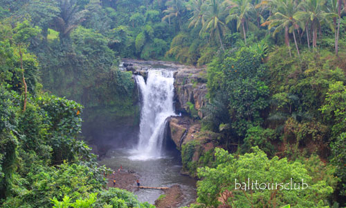 Objek wisata air terjun Blangsinga Gianyar