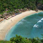 Daftar objek wisata pantai di Nusa Penida